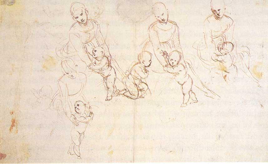 ünlü ressamların kolay çizilen tabloları