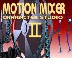 CHARACTER STUDIO-MOTION MIXER II