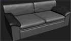Poly modelleme ile koltuk yapımı