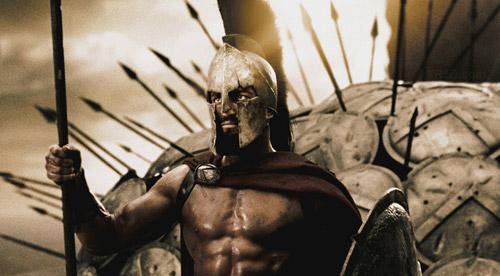 300 spartalı filminde 300 den fazla CG artist çalıştı :)