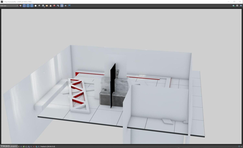 vray renderda sahnemin şeklini değiştiriyor