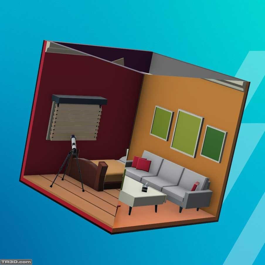 Element 3D FREE Cube Depth