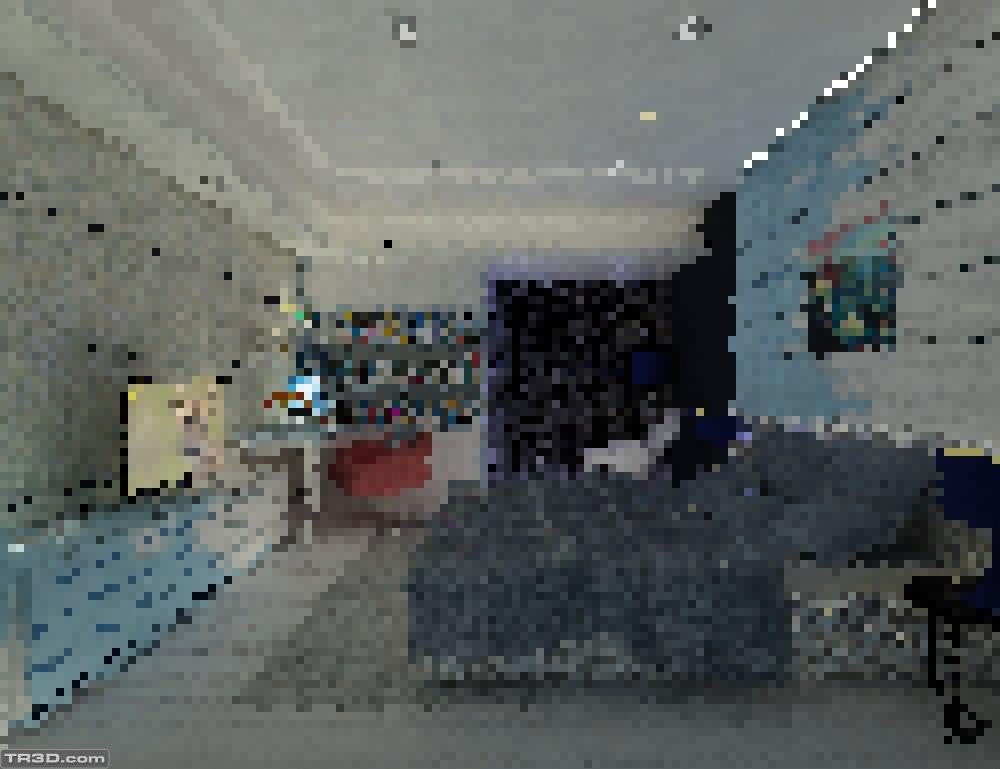 Vray netliğini yükseltmeme rağmen piksel piksel bitiyor render