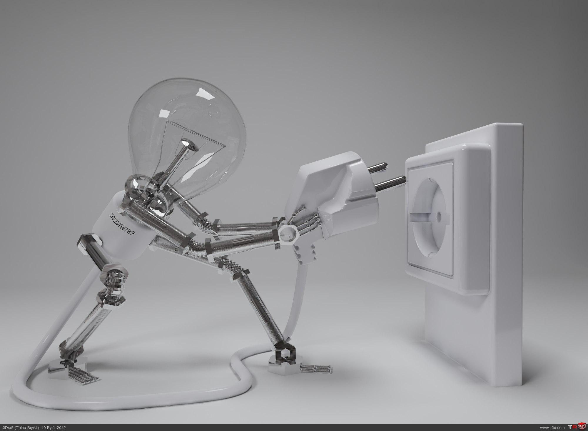 Ampul Robot 1