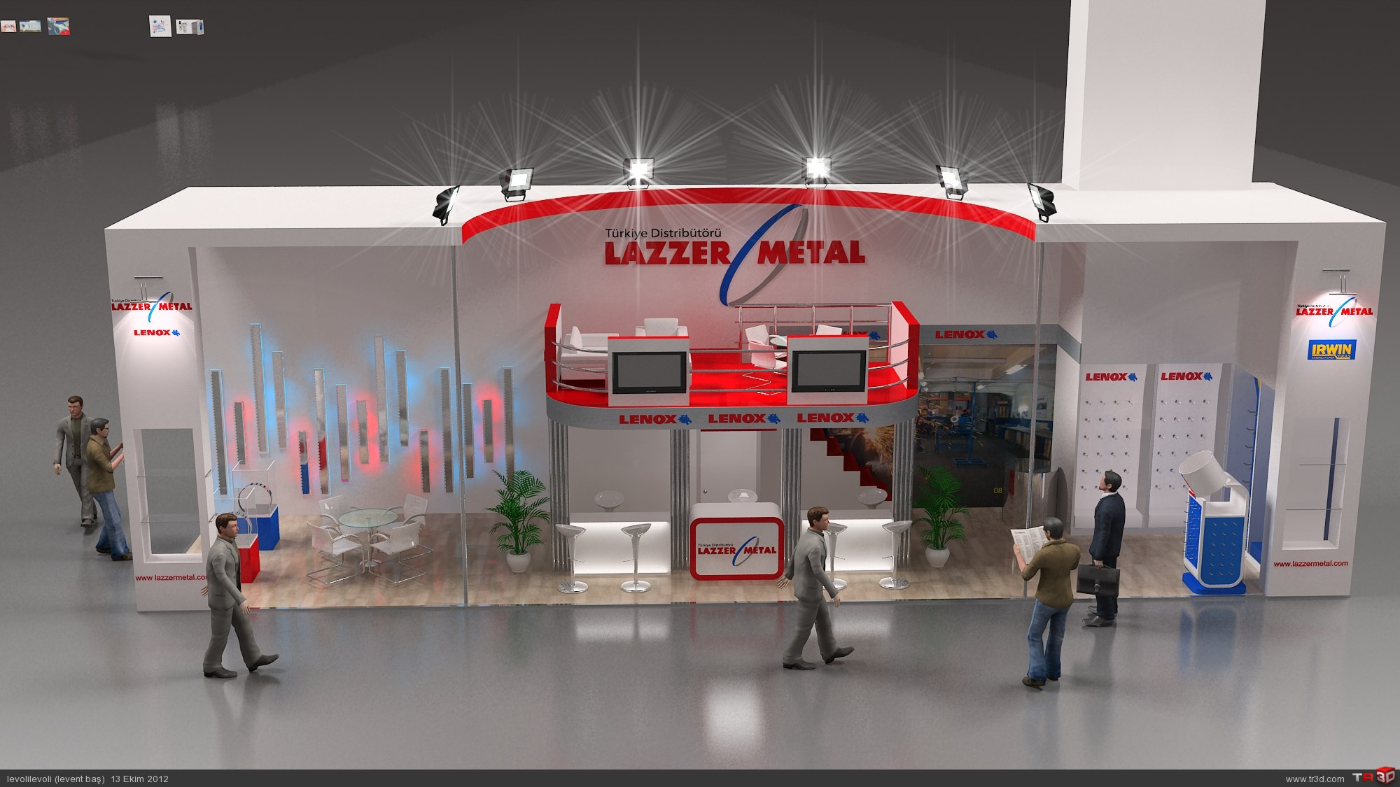 Lazzer Metal (Tatef Fuarı) 1
