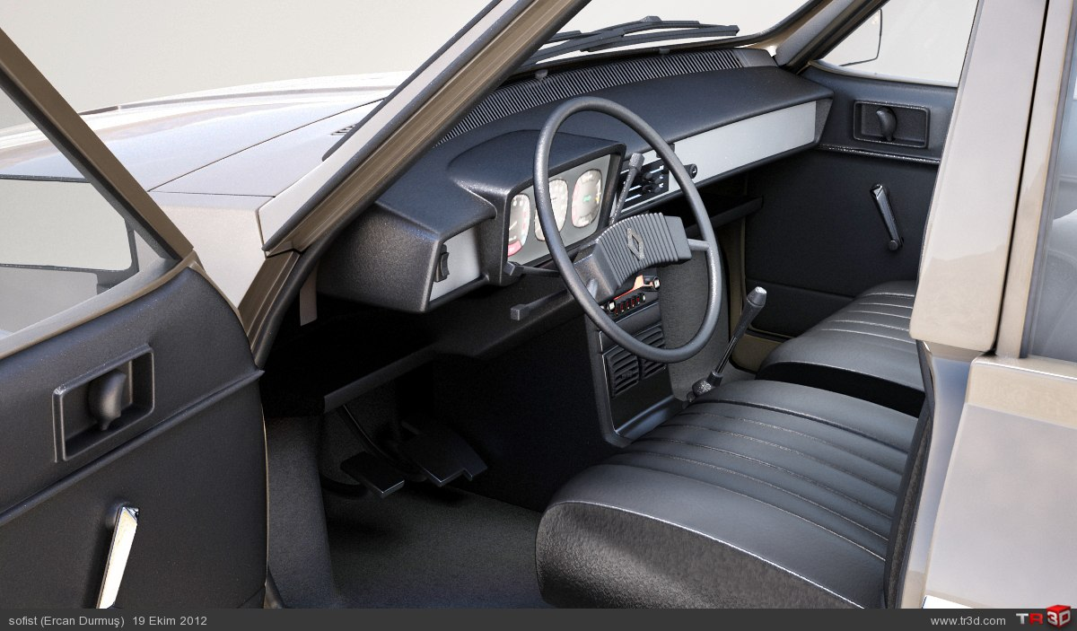 Renault 12 model 4