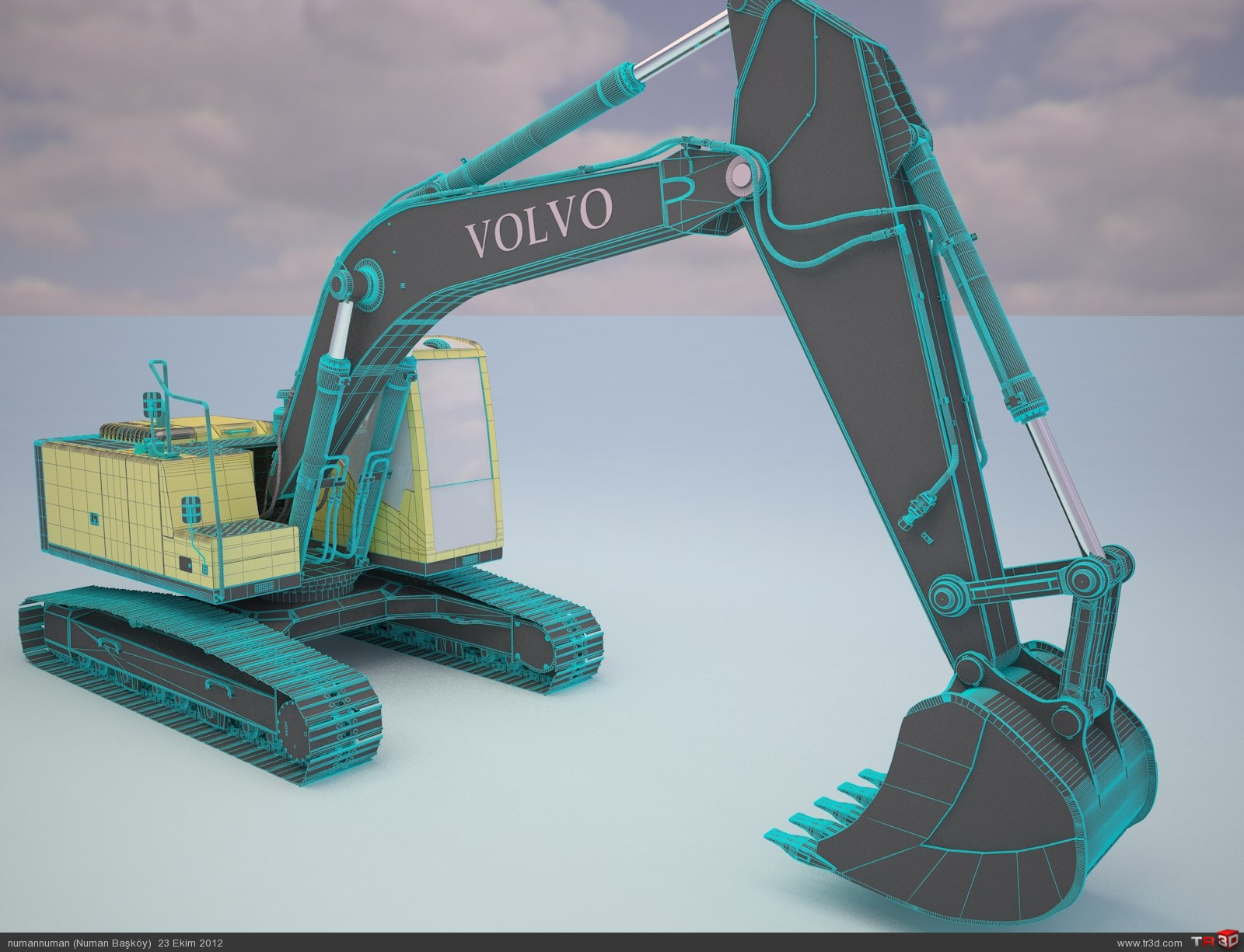 Volvo EC210CL