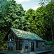 --Forest House--