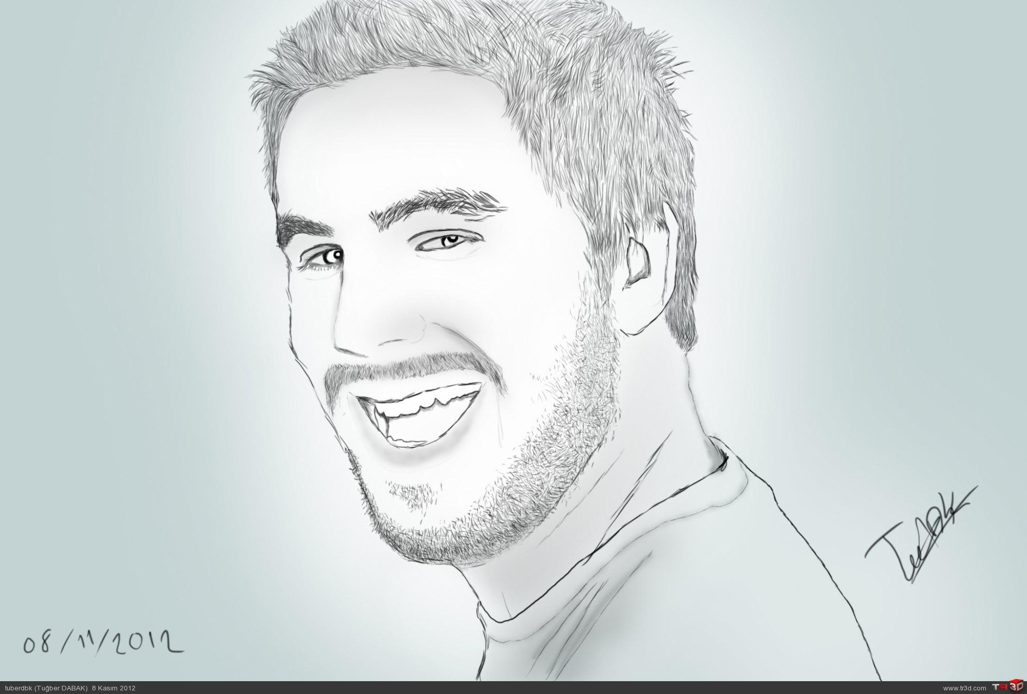 ilk çizim