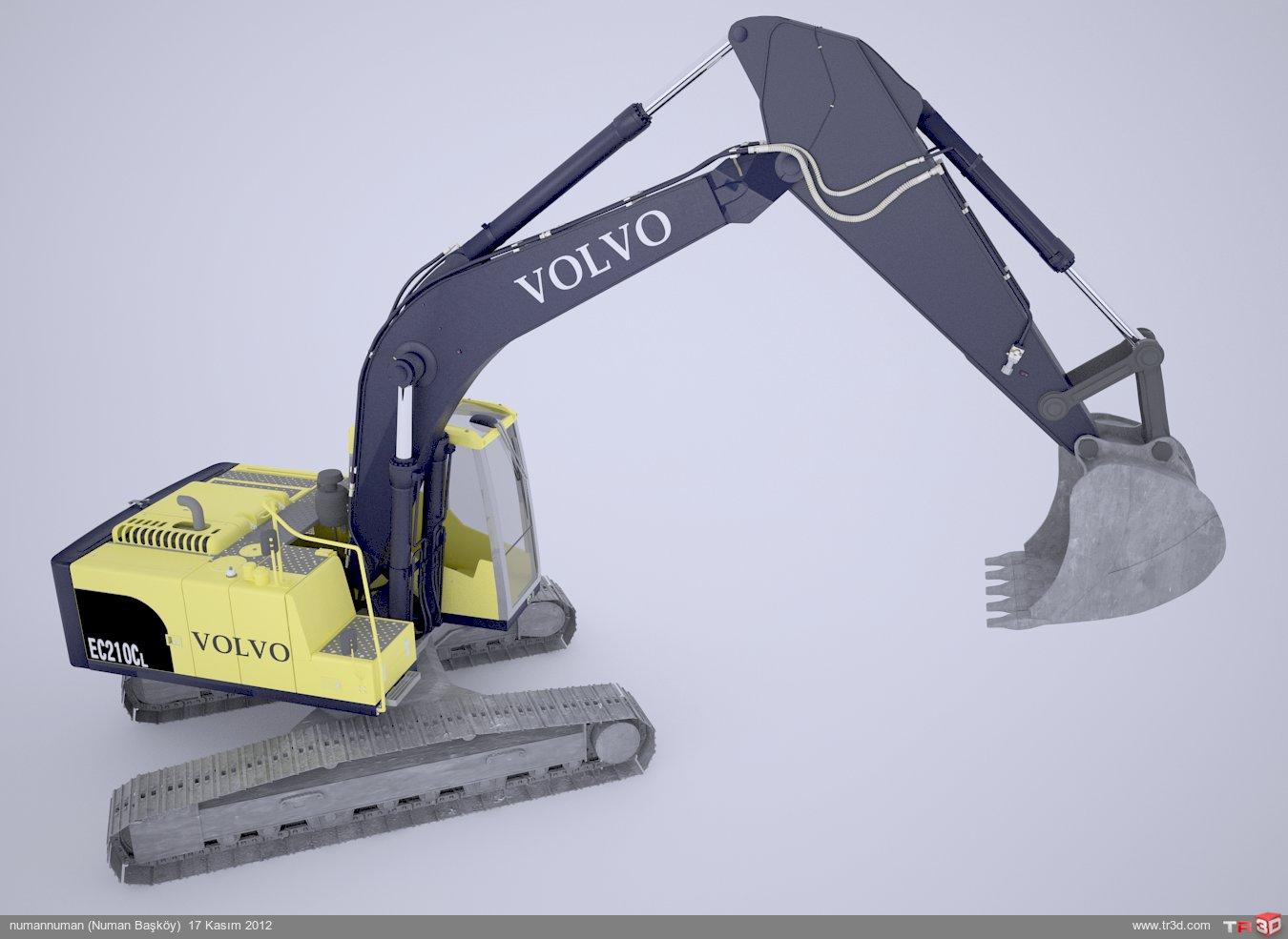 Volvo EC210CL_2 5