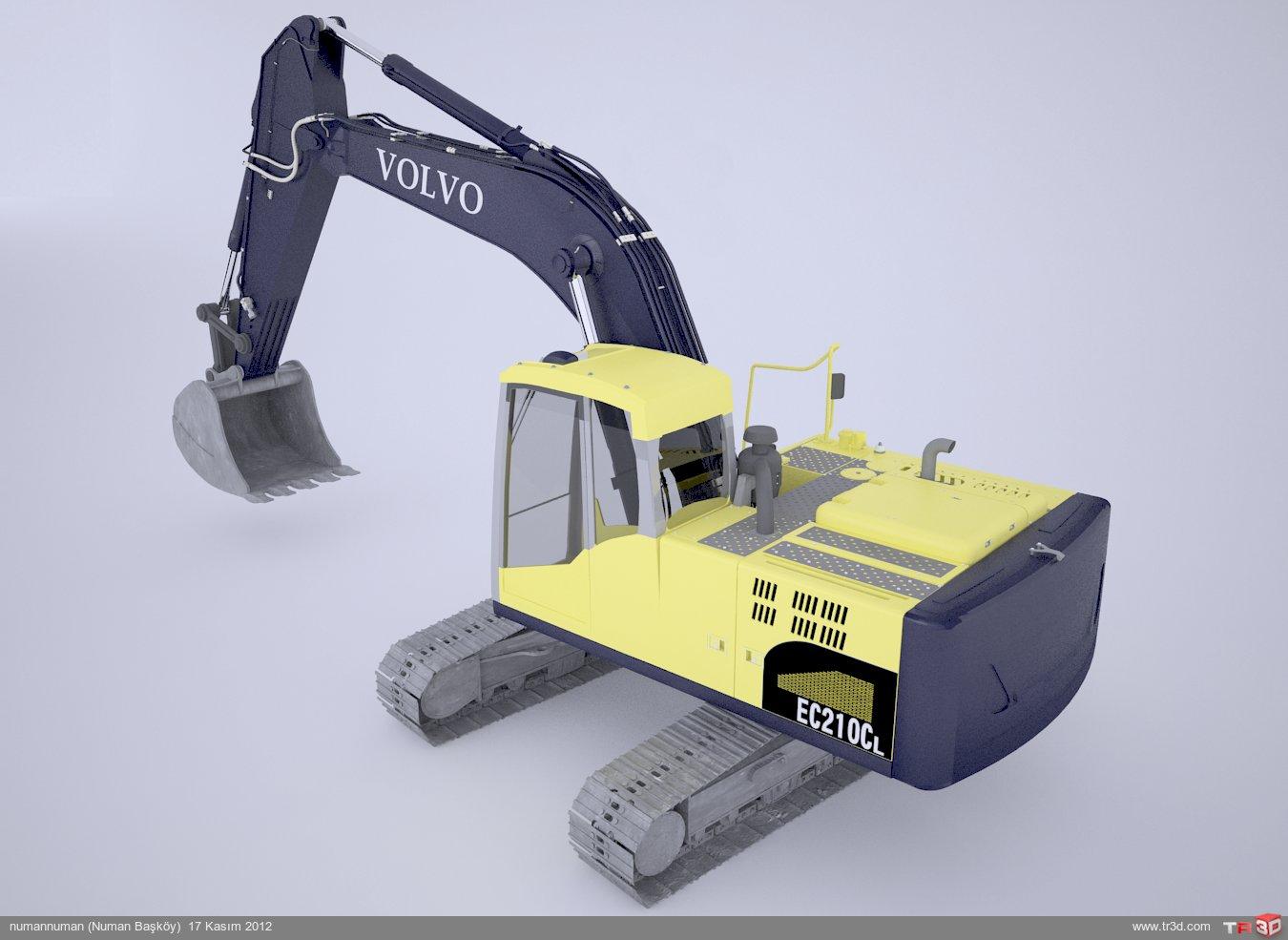 Volvo EC210CL_2 6