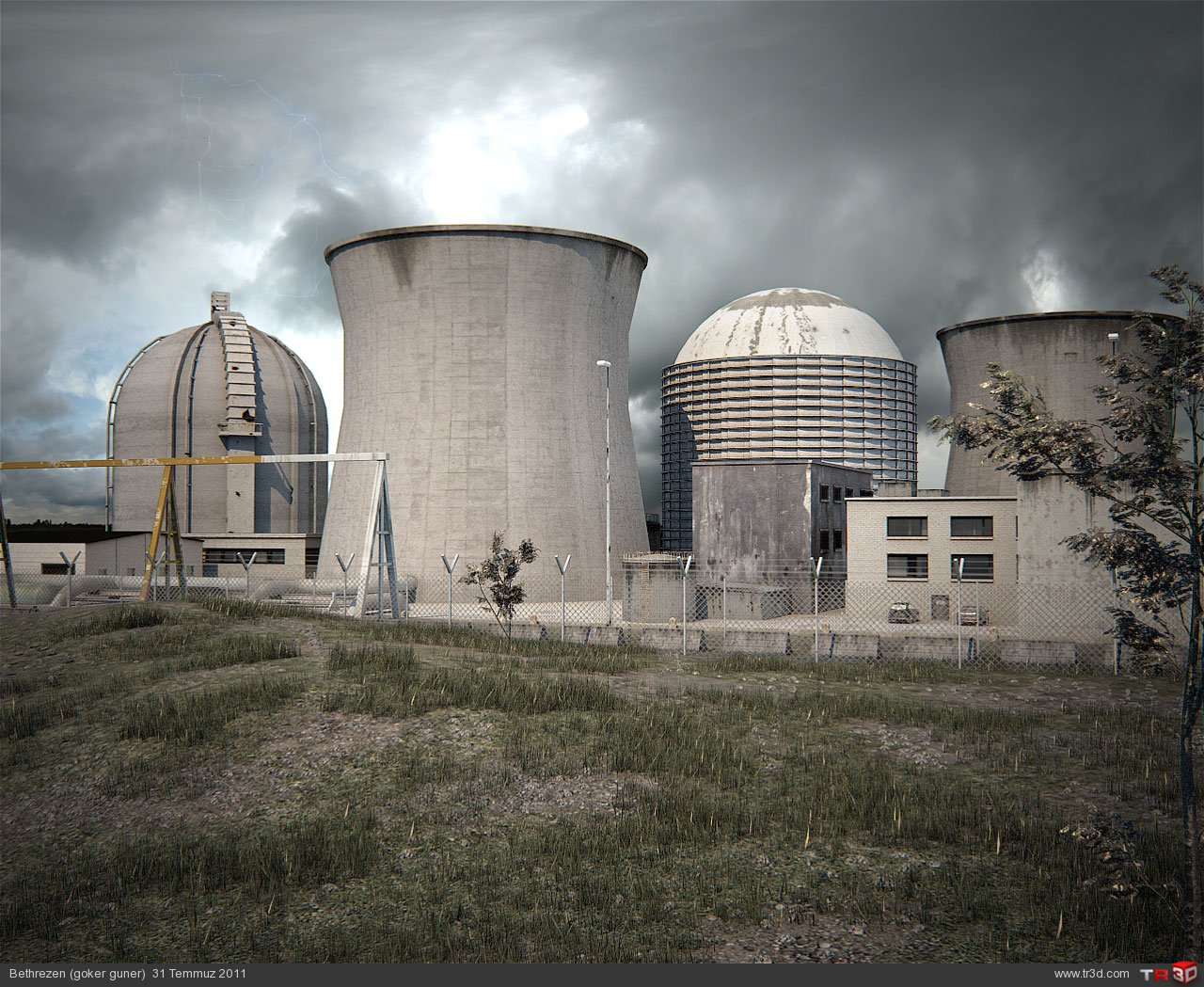 Old Nuclear Power Plants