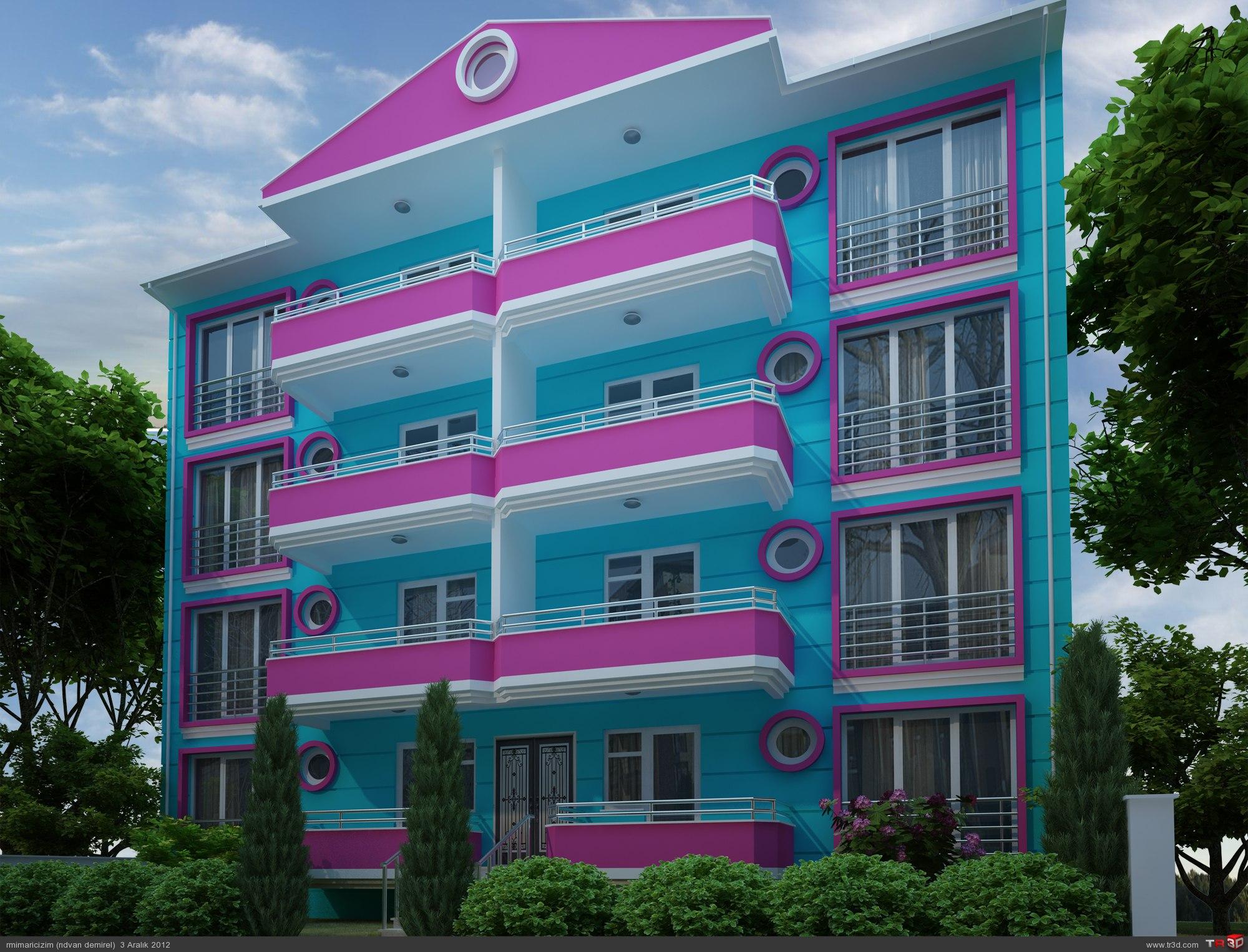gözde apartmanı