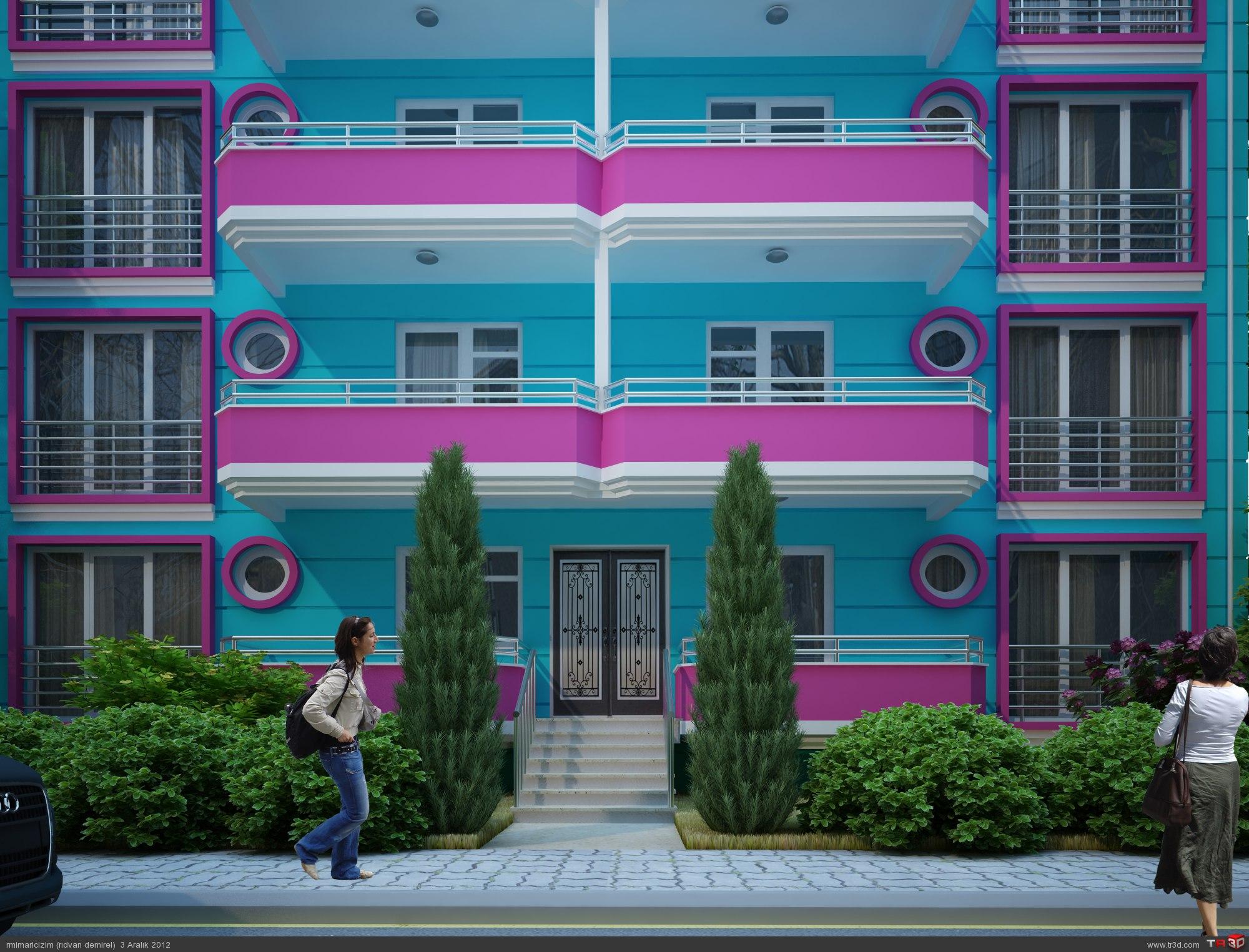 gözde apartmanı 1