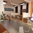 Agcalan (Ihsan Aydogan) office interior design