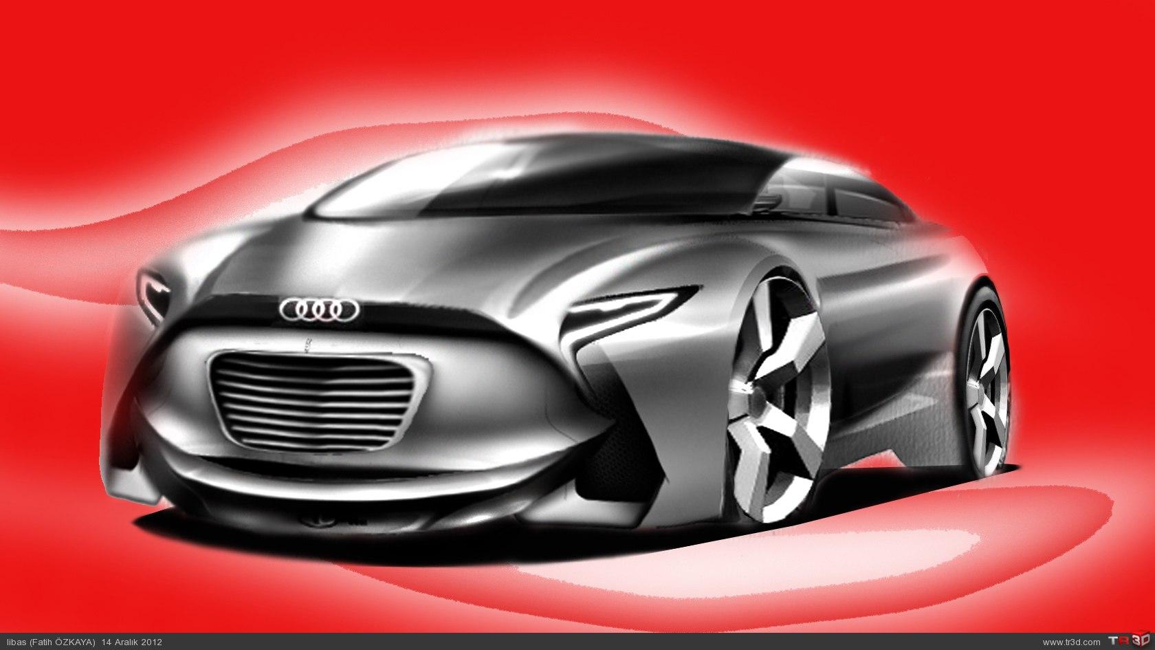 Otomobil tasarımım