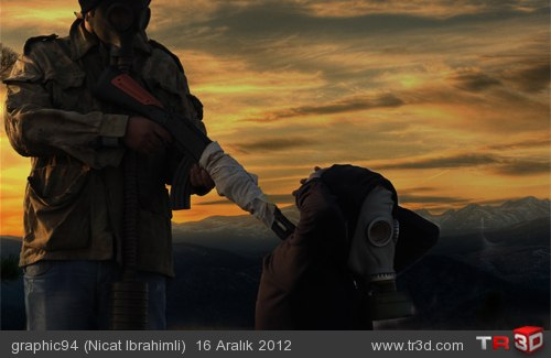 APOCALYPTIC 21.12.2012 (SHORT FILM)