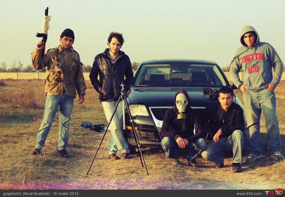 APOCALYPTIC 21.12.2012 (SHORT FILM) 4