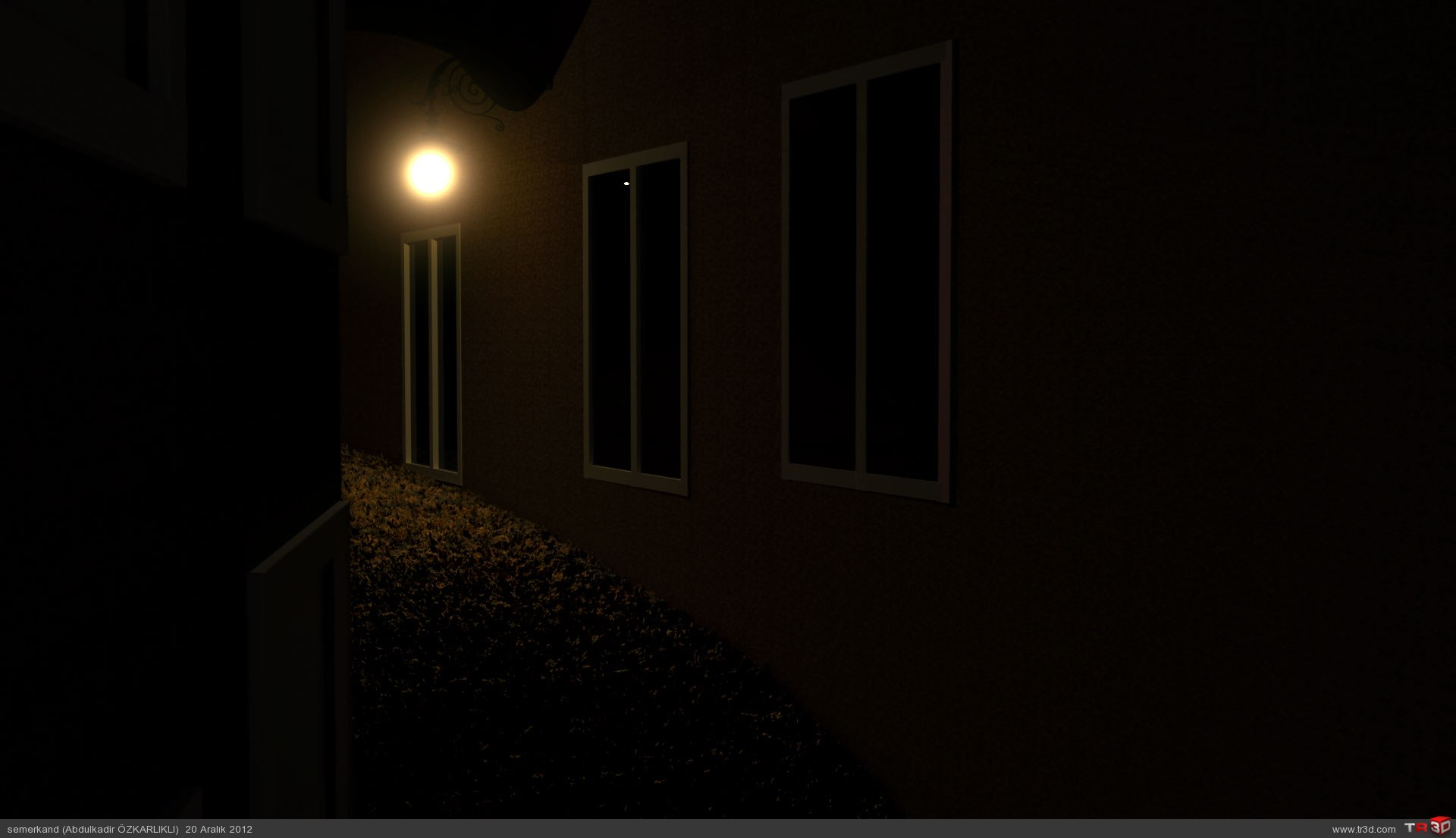 Karanlık Sokak