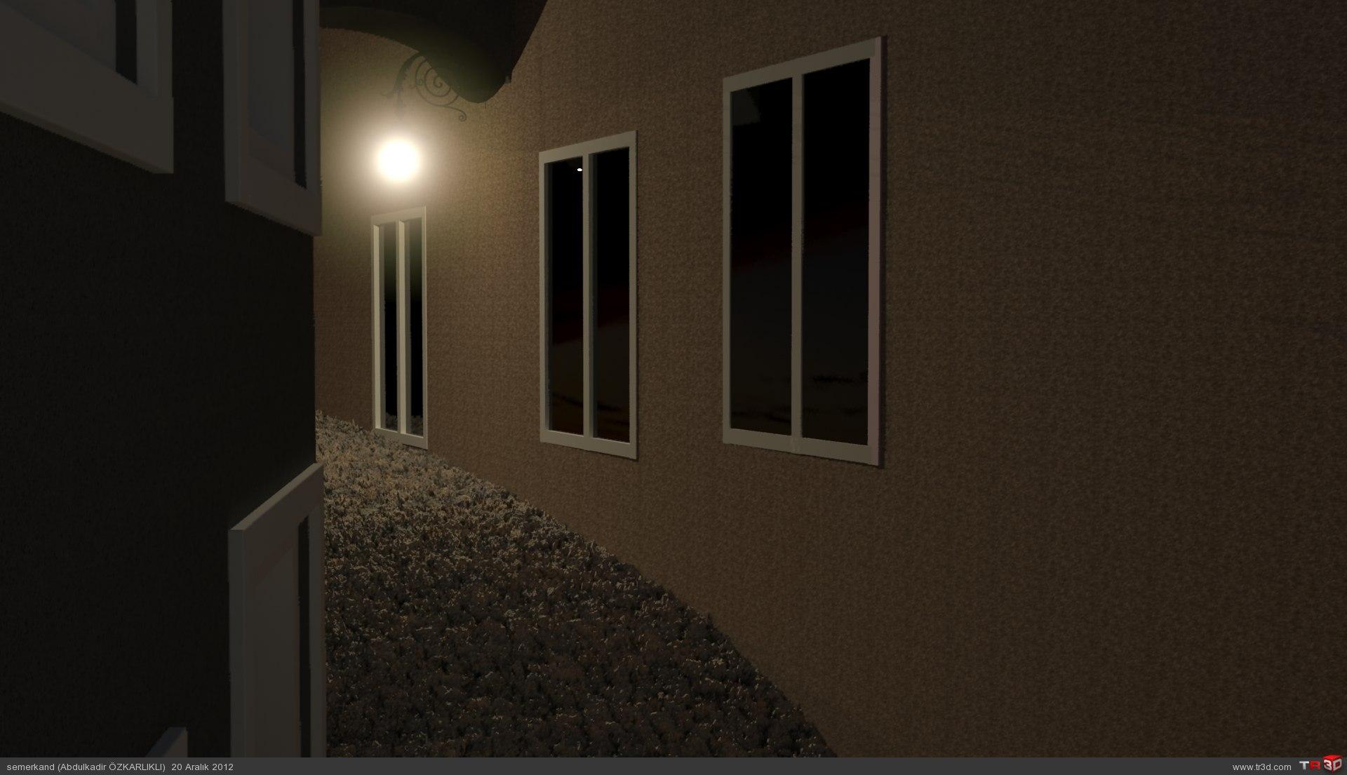 Karanlık Sokak 1