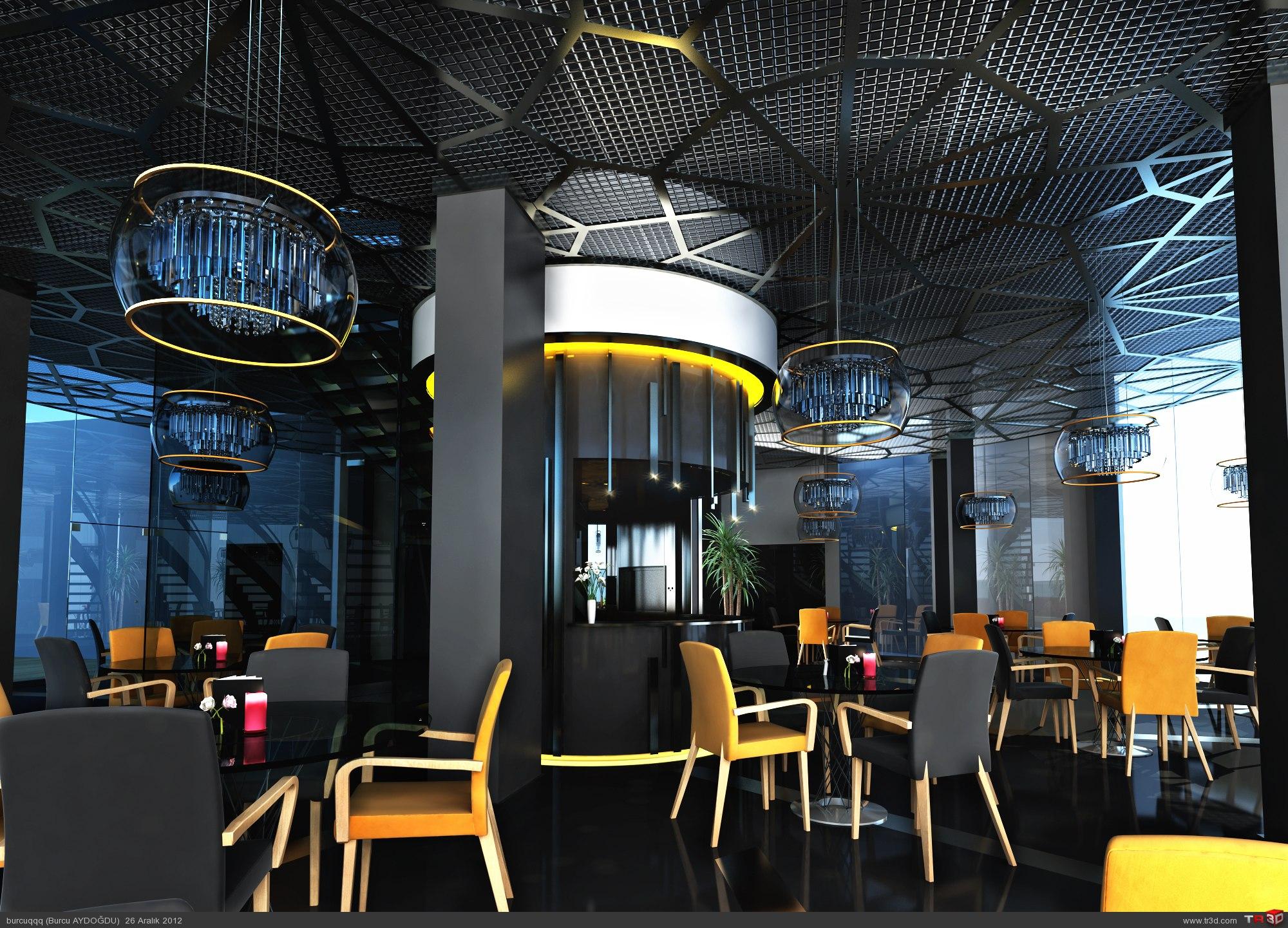 Tunus Restoran-cafe 1