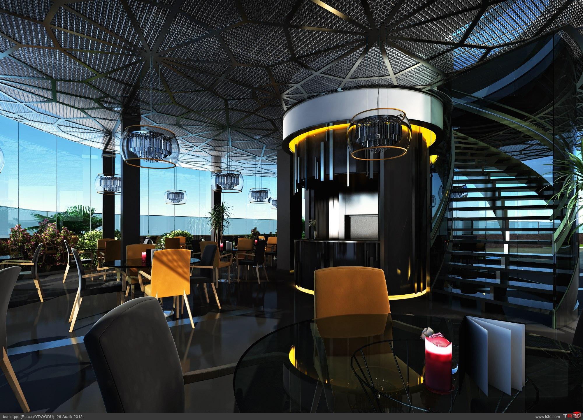 Tunus Restoran-cafe 2