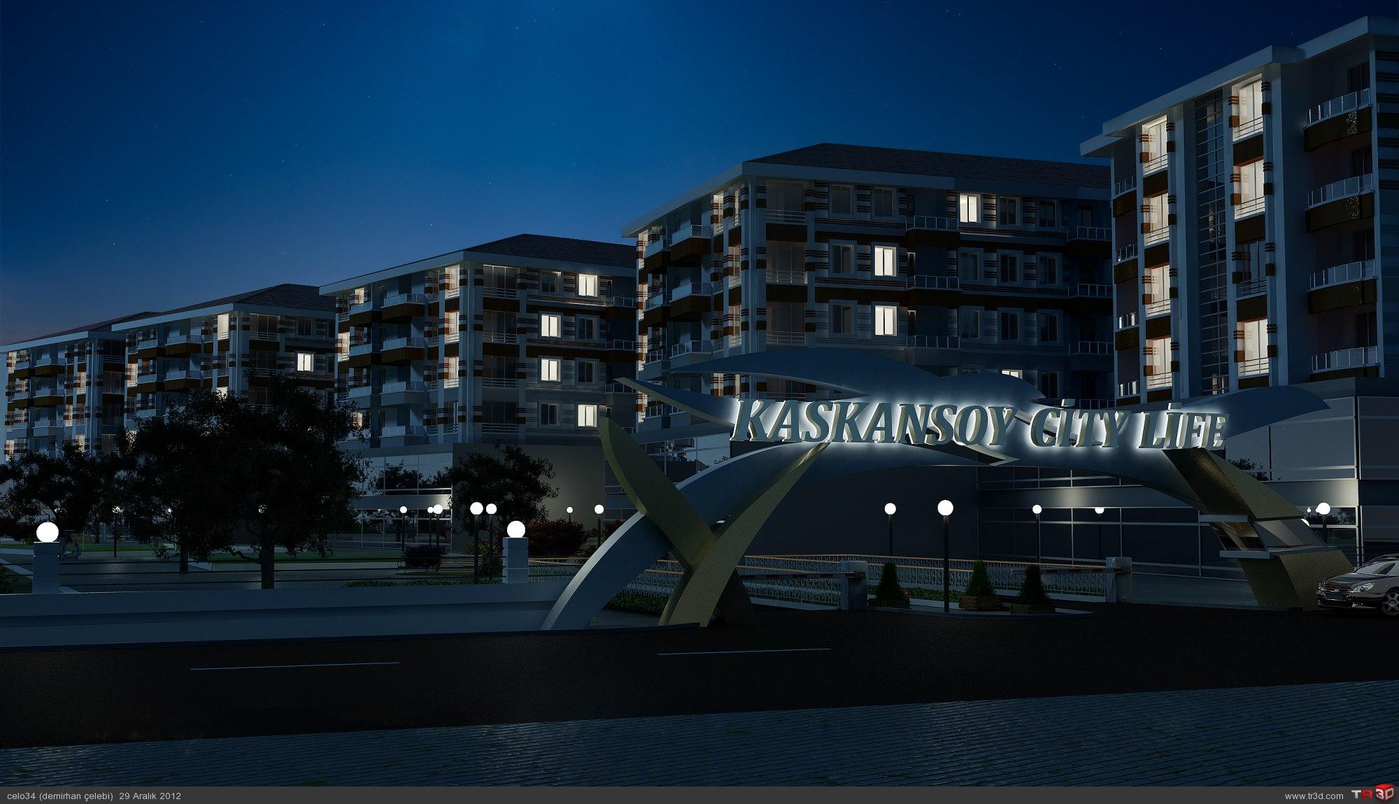 kaskansoy city life
