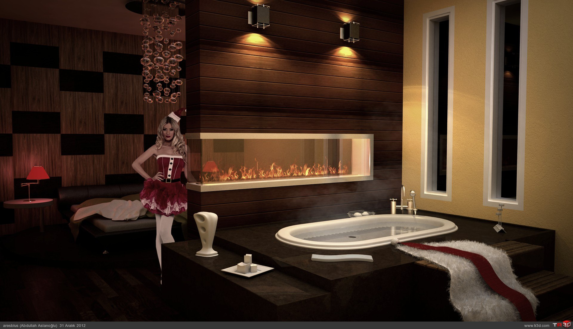 Hot Room 1