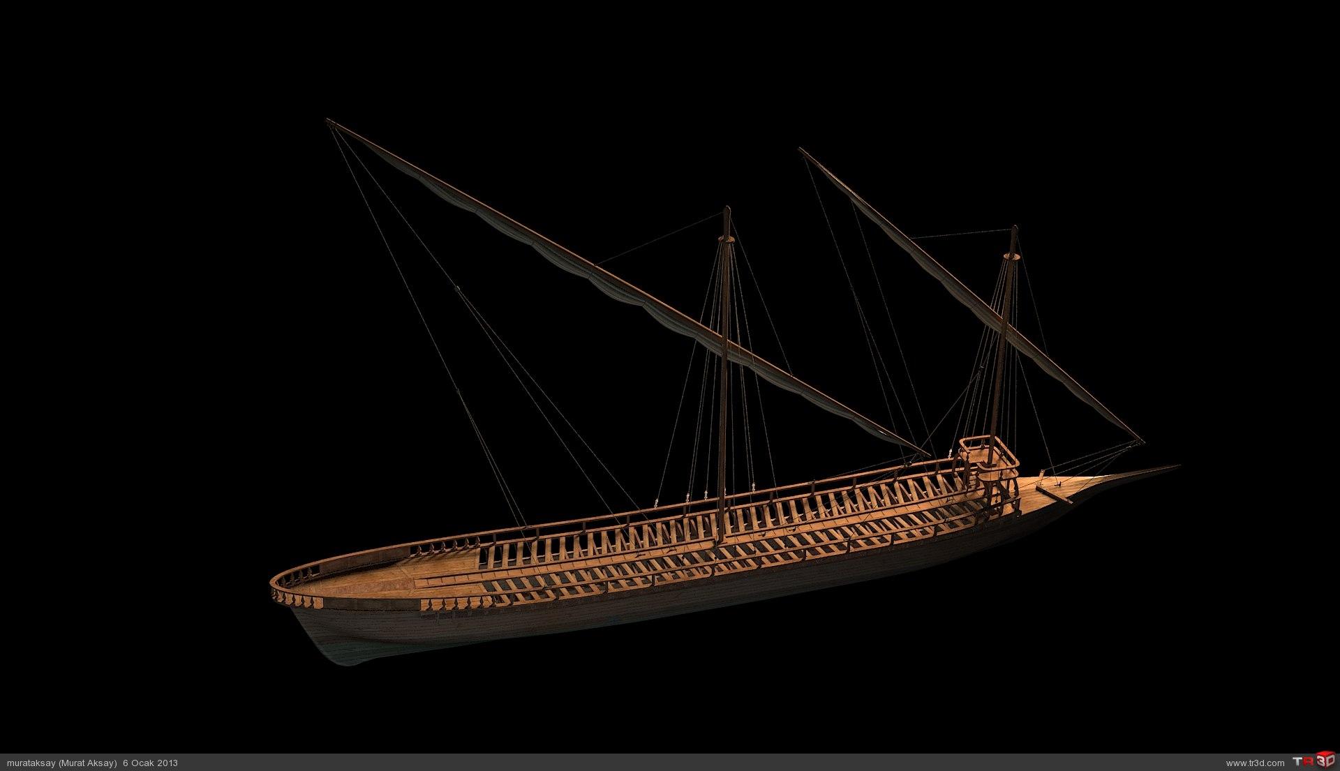 Kadırga Gemisi