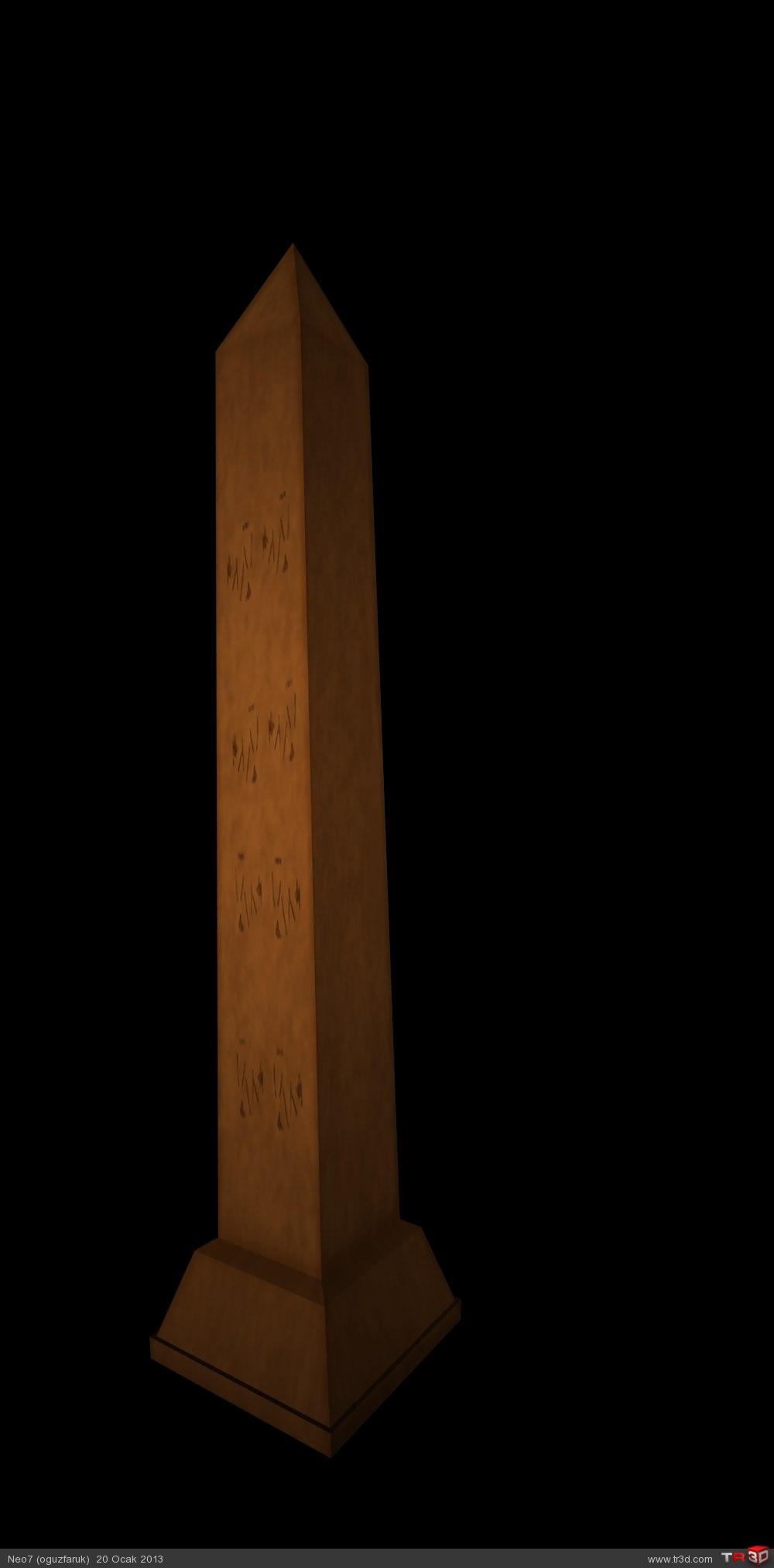 Çöl harabeleri 1