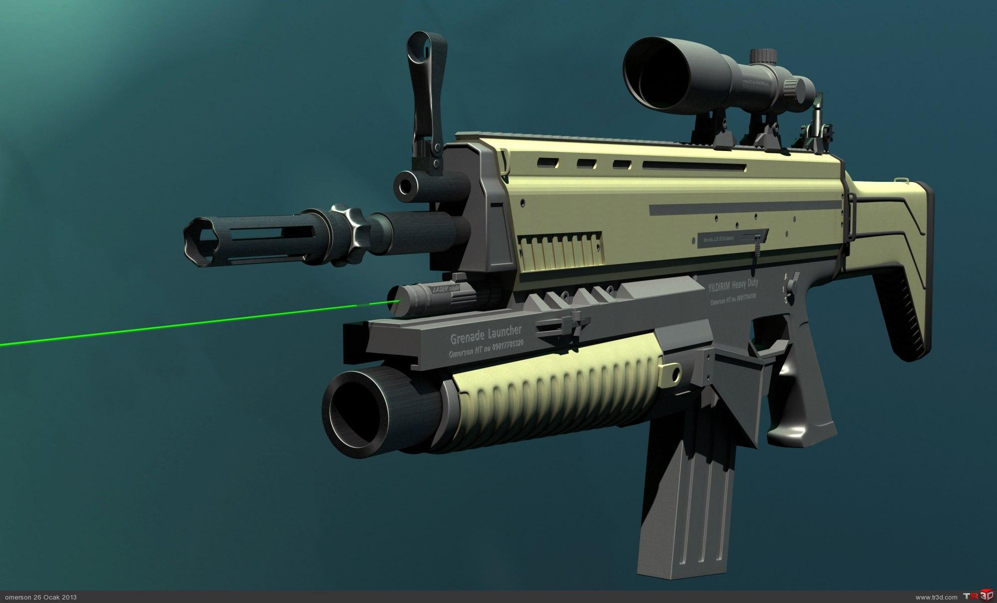 Yıldırım Piyade Tüfeği 1