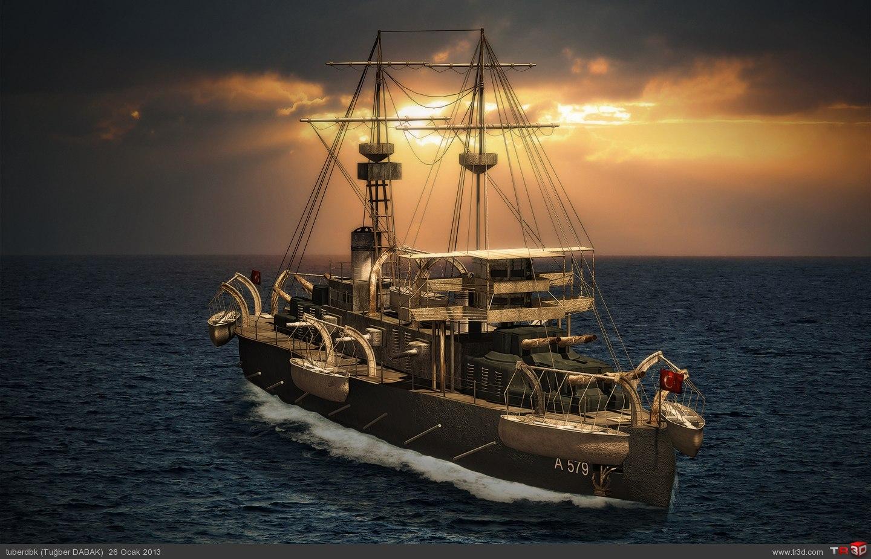 A579 Gemi Modelleme