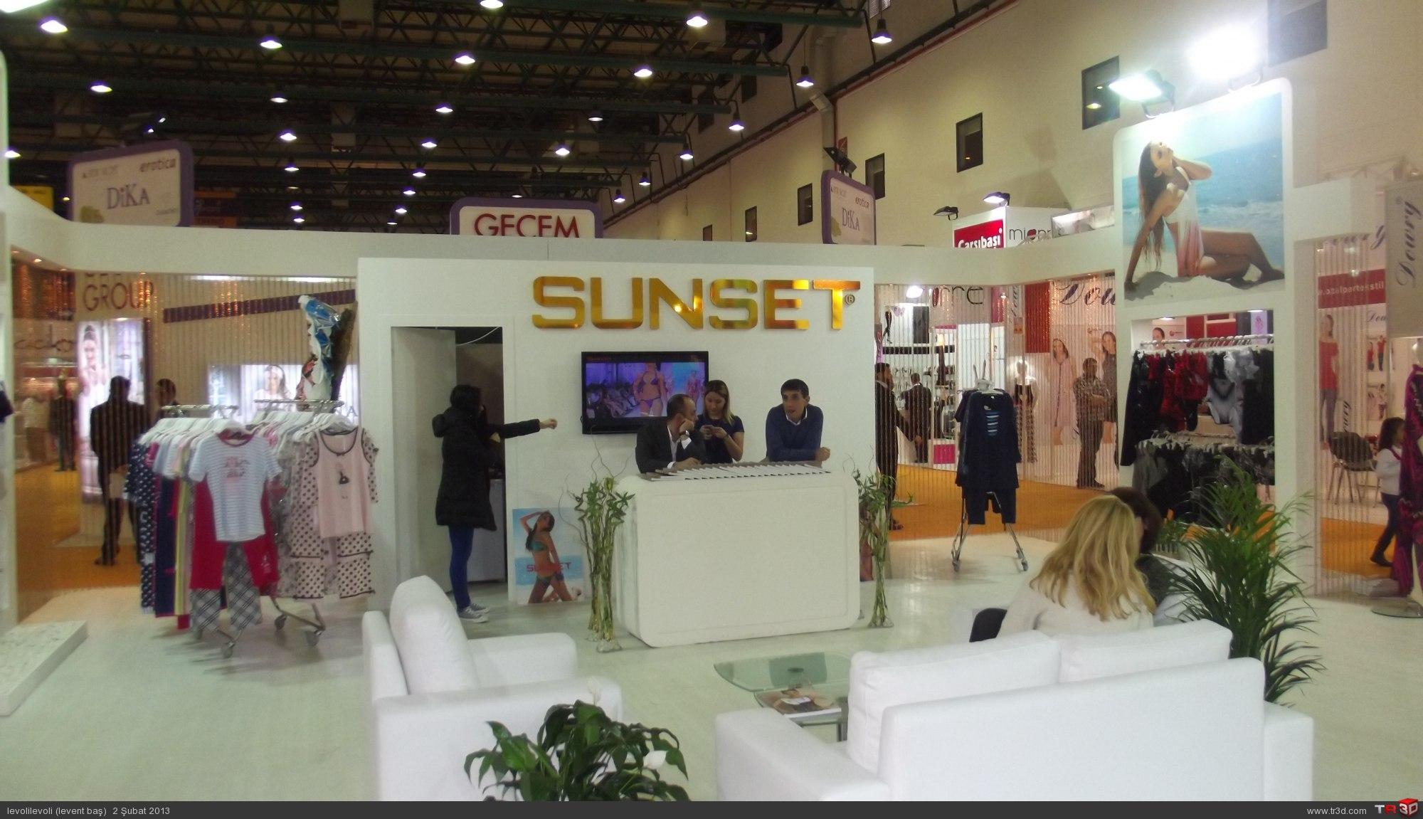 İç Giyim Fuarı (Sunset) 5