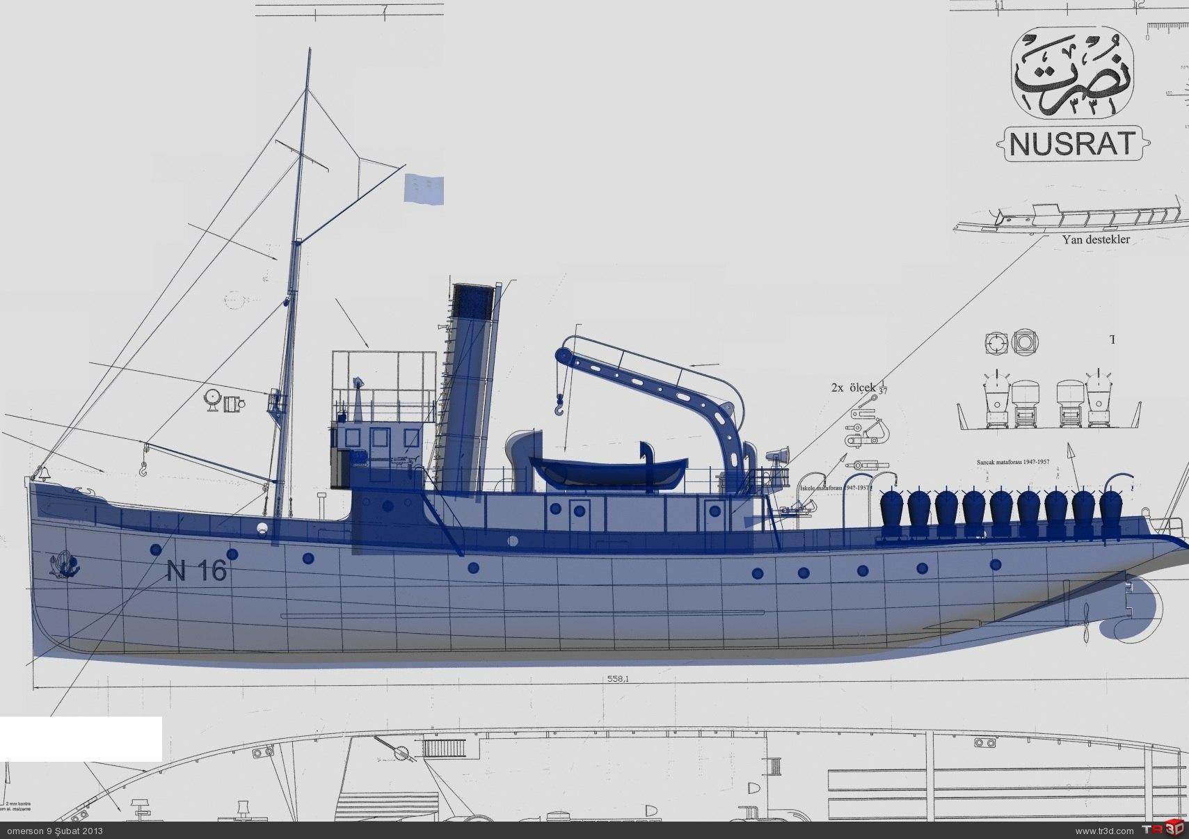 Nusret Mayın Gemisi 2