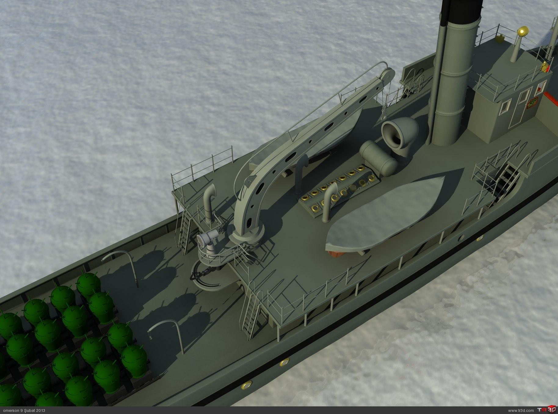 Nusret Mayın Gemisi 4