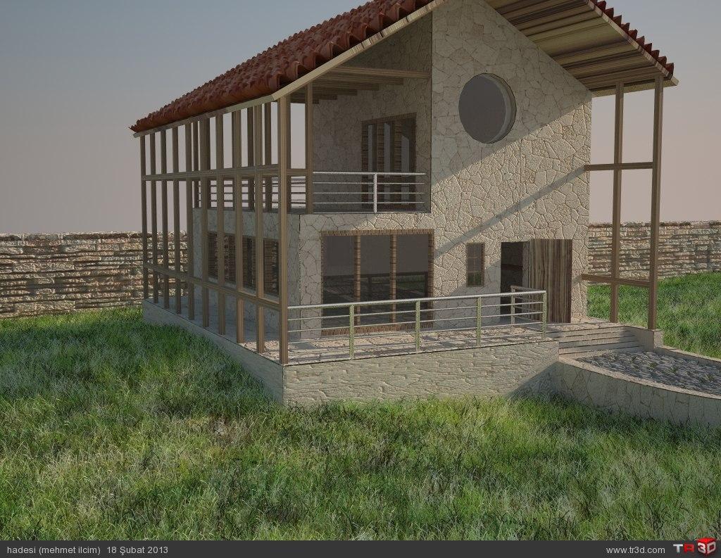 ev tasarımı 1