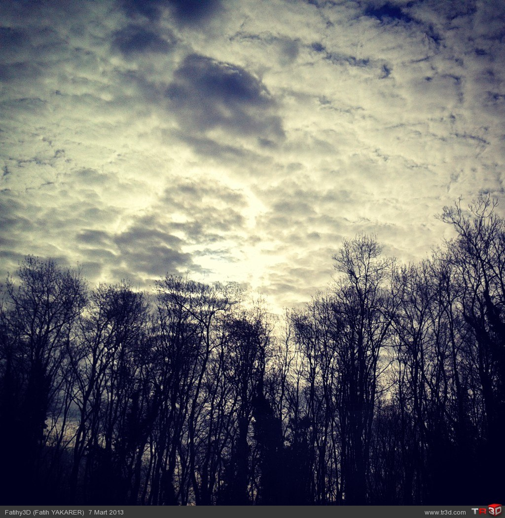 Bulutlarin Görkemi