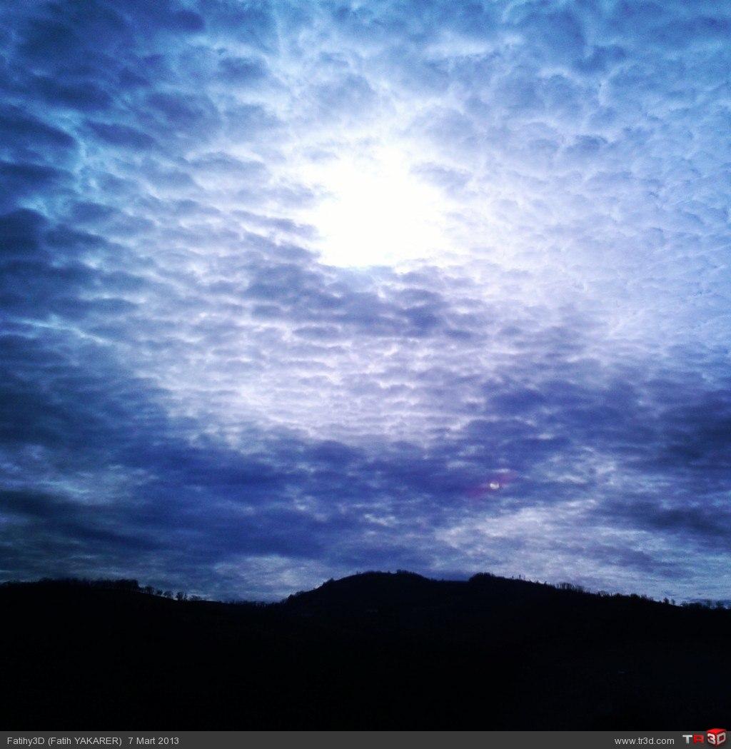 Bulutlarin Görkemi 3