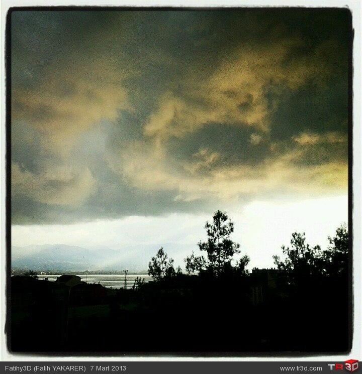 Bulutlarin Görkemi 6