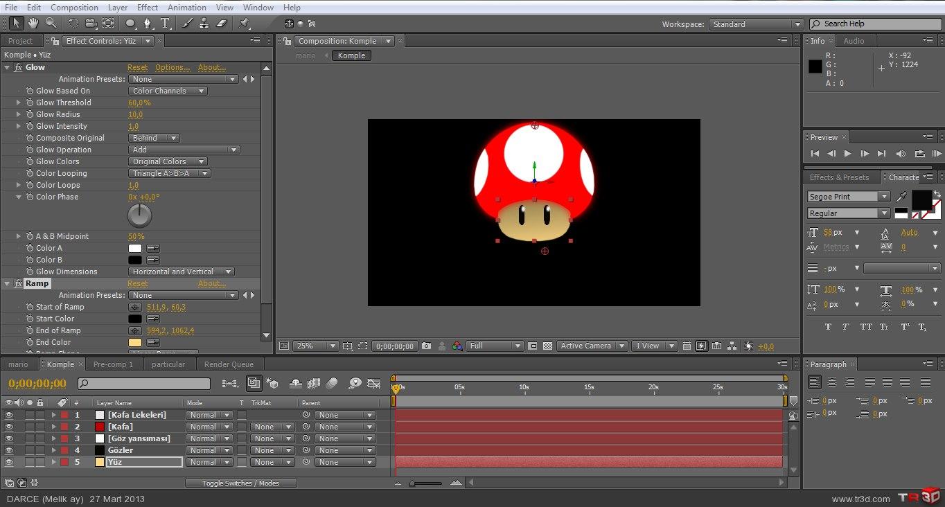 Mario Mantarı 3