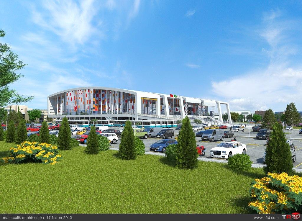 Kongre ve Spor Merkezi