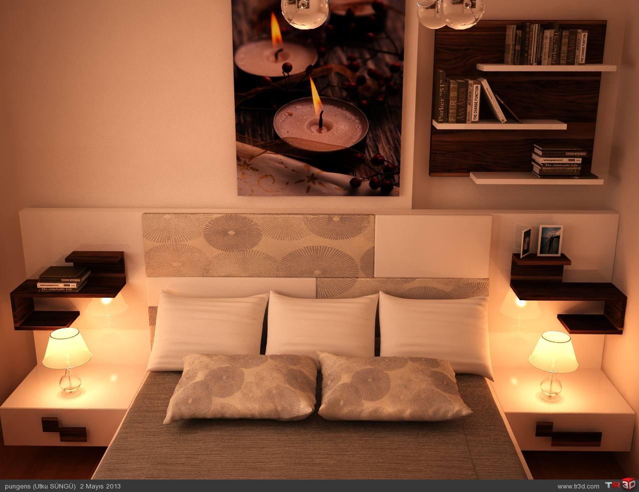 Antares Yatak Odası 1