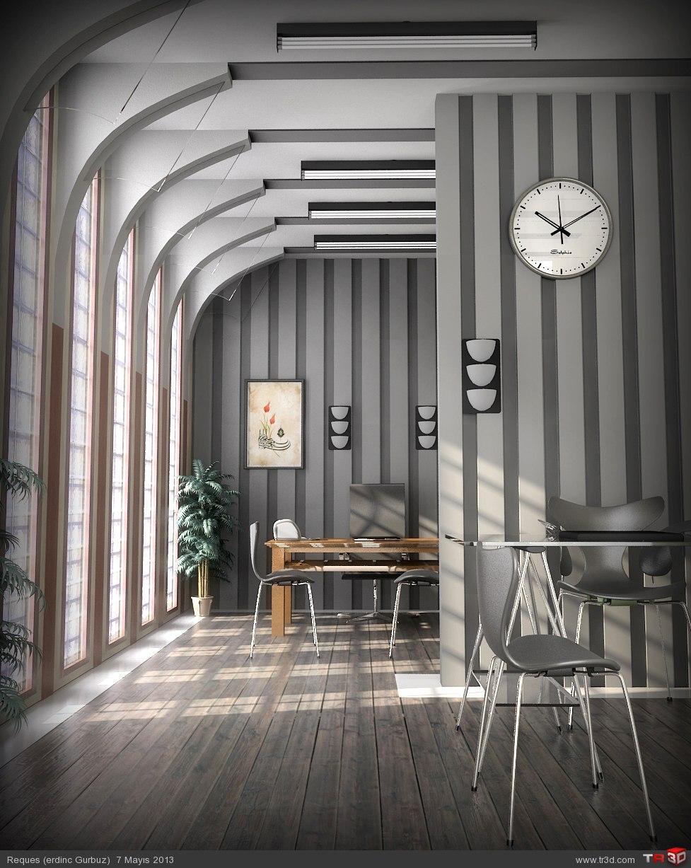 Ofis tasarım