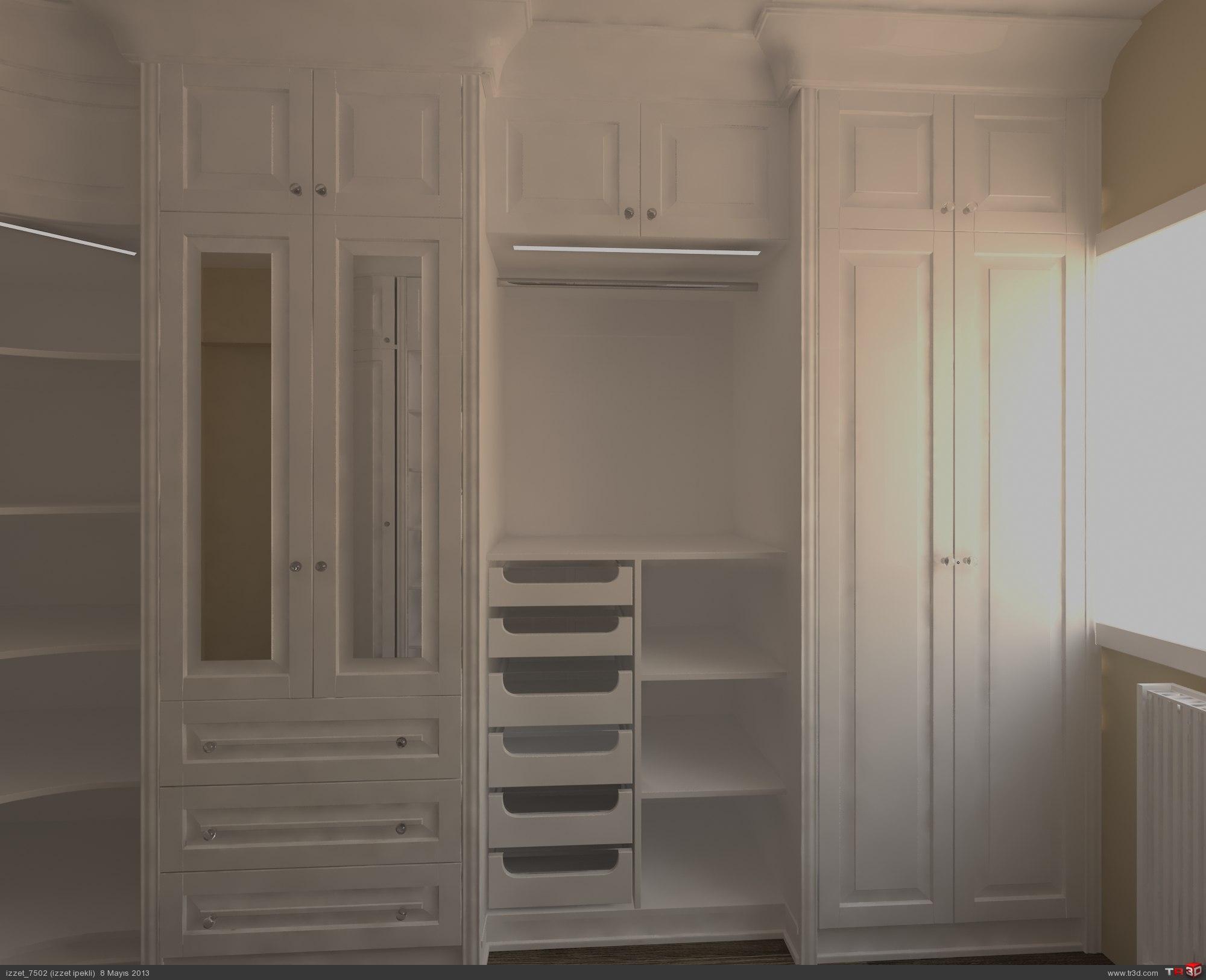 giyim odası 3