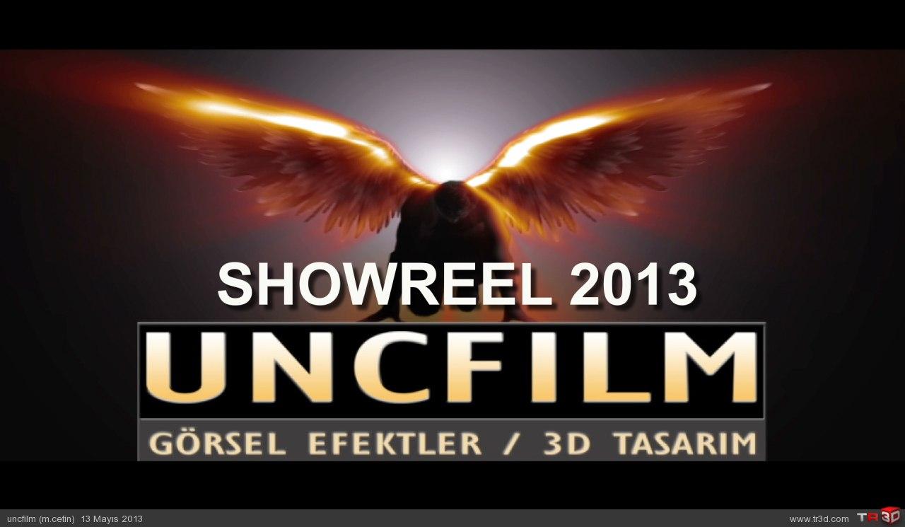 UNCFILM  Showreel 2013