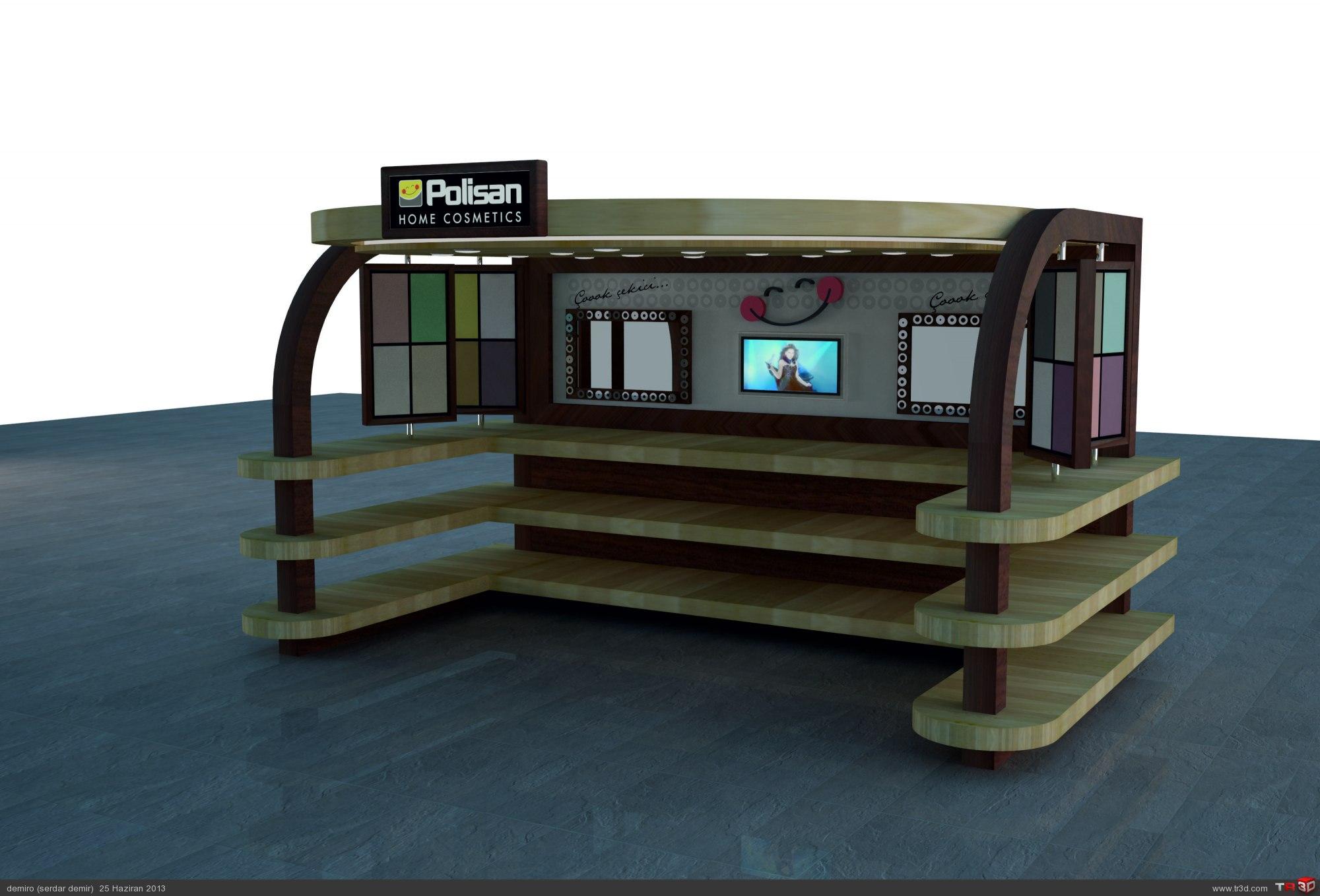 stand tasarımı 2
