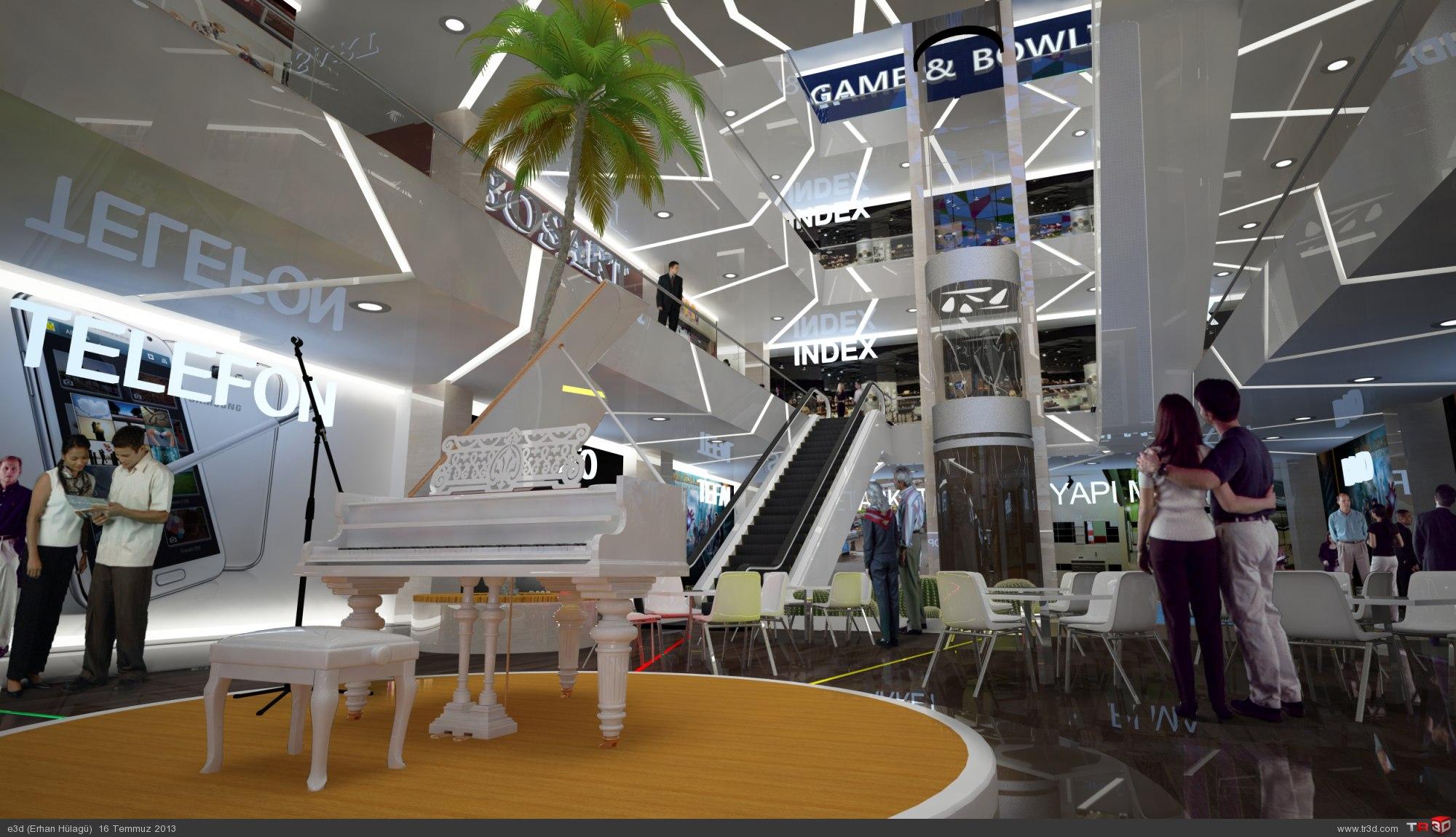 City Mall Avm  2