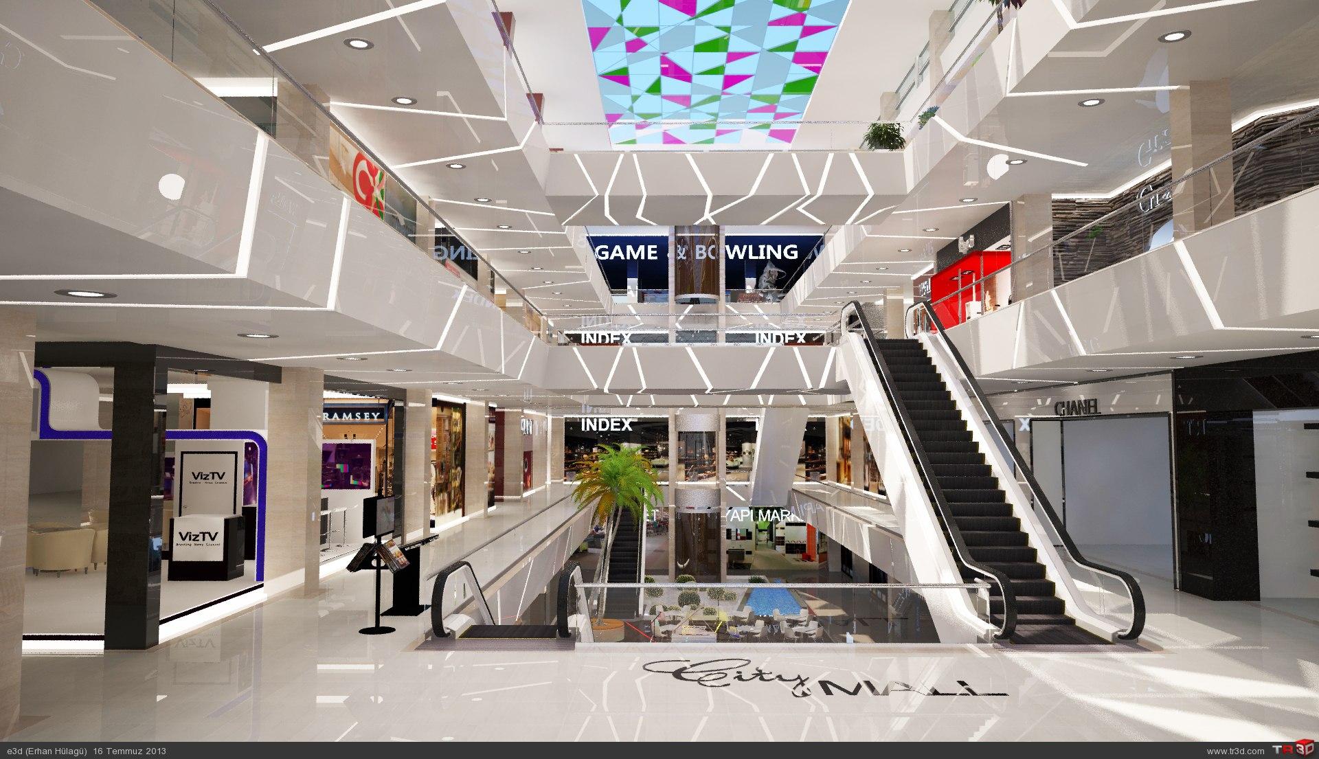 City Mall Avm  3