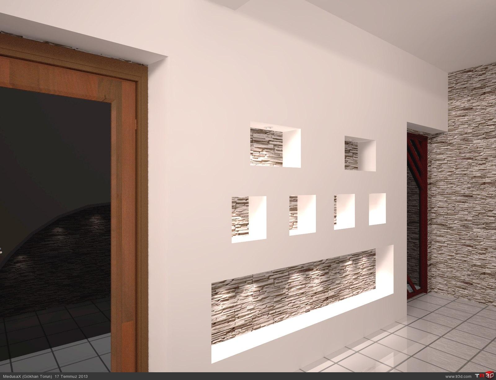 Koridor ShowRoom 1