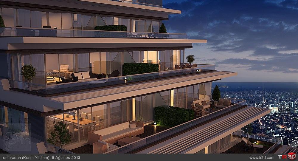 Evim Kadıköy Projesi 6